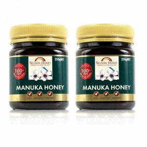 +100 Manuka Honey 250g Twin Pack