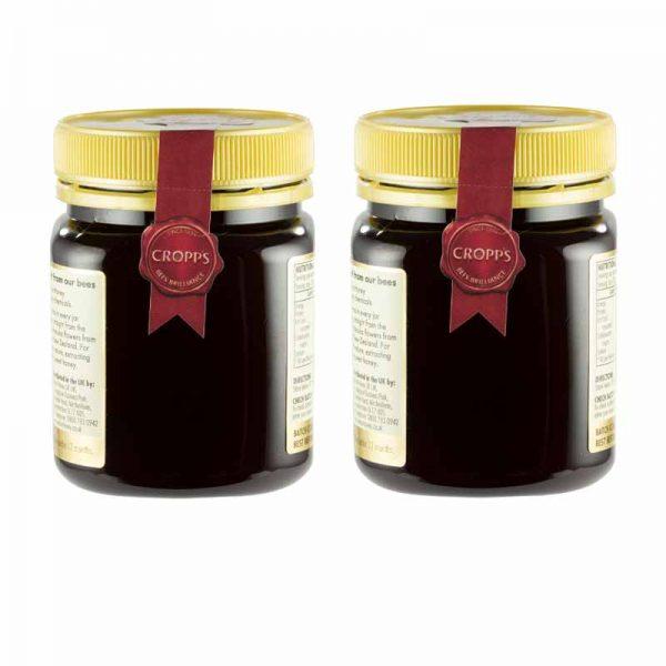 +200 Manuka Honey 250g Twin Pack