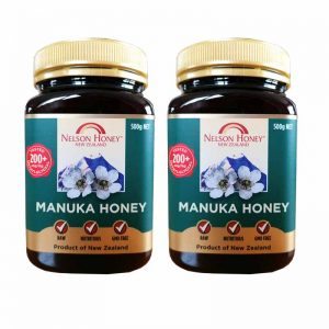 +200 Manuka Honey 500g Twin Pack