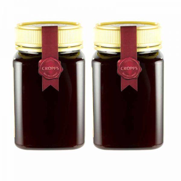 +200 Manuka Honey 500g Twin Pack