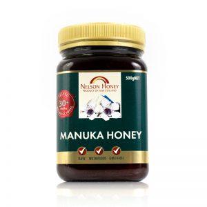 +30 Manuka Honey 500g