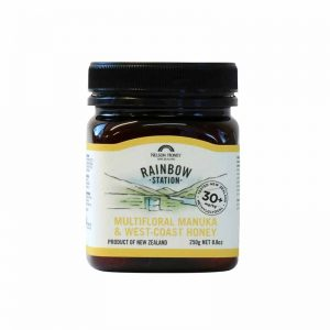 Rainbow Station Manuka Honey & West Coast 30+ Blend 250g