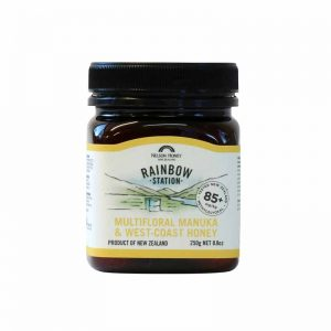 Rainbow Station Manuka Honey & West Coast 85+ Blend 250g