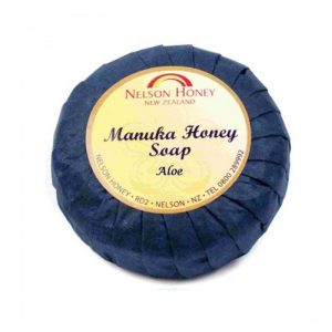 Manuka Honey Soap with Aloe