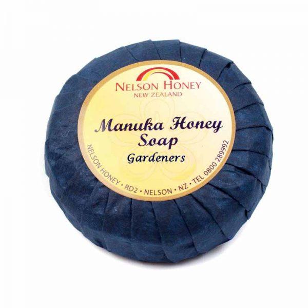 Manuka Honey Soap with Natural Herbs
