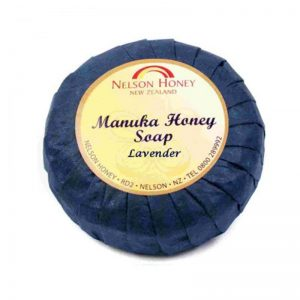 Manuka Honey Soap with Lavender